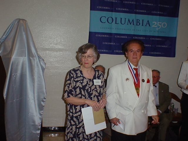 Dr.Ljubomir Vujovic and Lila Grimes