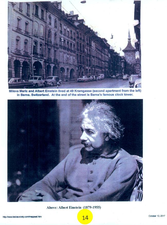 New Book By Dr Ljubo Vujovic Albert Einstein And Mileva