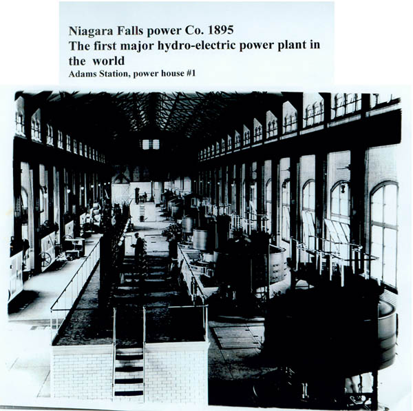 Niagara Falls  Adam's Station Power House 1
